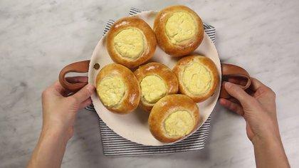 3 deliciosas recetas de desayuno, tanto saladas como dulces, ideadas por la chef argentina Laura Sujoy
