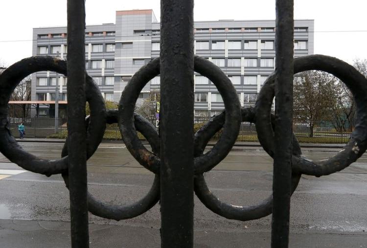LA AMA excluyó a Rusia de los Juegos Olímpicos y las competencias internacionales. REUTERS/Sergei Karpukhin.
