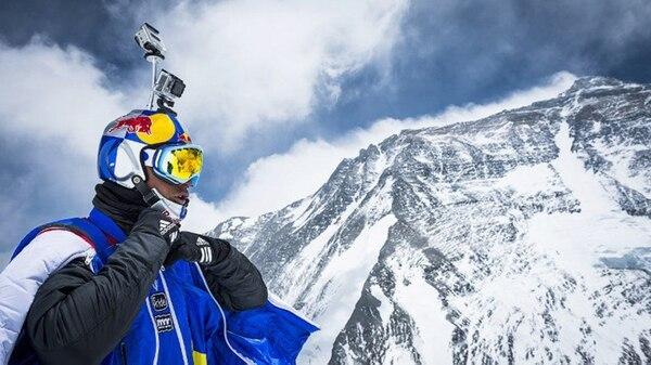 Valery Rozov era atleta Red Bull. Murió al intentar saltar de 6.814 metros desde el Monte Ama Dablam, en los Himalayas