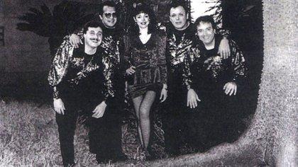 Gilda y su banda, de gran éxito a mediados de los '90