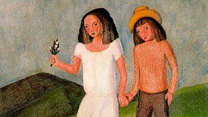 """La belleza del día: """"Niños"""", de Rufino Tamayo"""