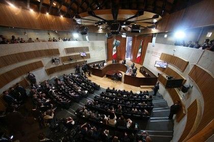 """El Tribunal Electoral ya había considerado inconstitucional la """"Ley Bonilla"""" en diciembre de 2019 de manera unánime (Foto: Cuartoscuro)"""