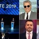 Los famosos opinaron sobre el segundo debate presidencial
