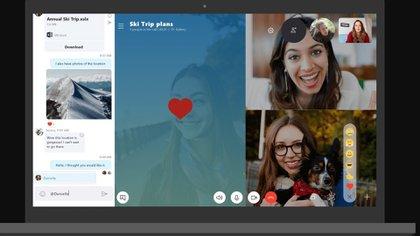 Skype fue diseñado en el 2003 (Foto: Especial)
