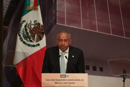 Ignacio Morales Lechuca fue procurador de justicia en el sexenio de Carlos Salinas de Gortari (Foto: Cuartoscuro)