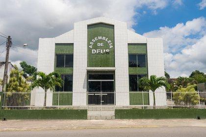 Una sede de la Asamblea de Dios en Igarassu, Pernambuco (Shutterstock)