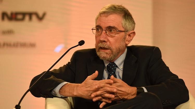 Paul Krugman, ganador del Premio Nobel de Economía en 2008 Getty Images)