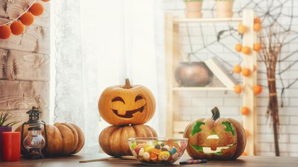 """Halloween 2019: maquillaje, decoración y comidas """"terroríficas"""" para celebrarlo (Shutterstock)"""