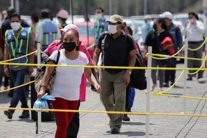 los municipios que han presentado pocos o ningún caso hasta ahora como son Zacualpan, Santo Tomás, Ixtapan de Oro, Polotitlán, Texcatitlán, Otzoloapan, Tlatlaya y Sultepec (Foto: Reuters/Imelda Medina)