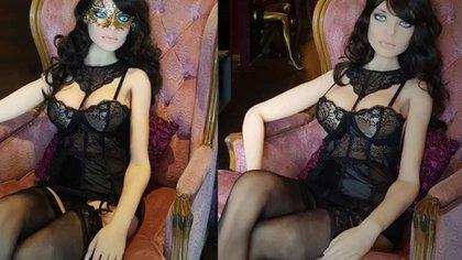 Samantha, el robot sexual creado por Synthea Amatus
