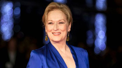 Meryl Streep(AP)
