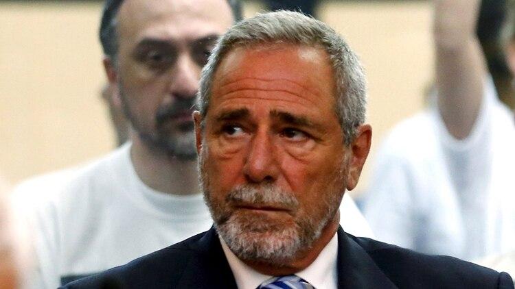 Ricardo Jaime, ex secretario de Transporte kirchnerista