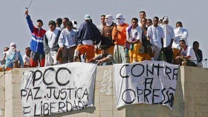 La organización narcocriminal brasileña PCC ya actúa fuera de Brasil. Foto: Archivo DEF.
