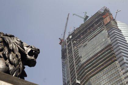 La industria de la construcción reactivó sus actividades el 1 de junio (Foto: Sáshenka Gutiérrez/ EFE)