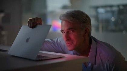 Las nuevas computadoras también tendrán el nuevo sistema operativo Big Sur. (Foto: Apple/Captura de pantalla)