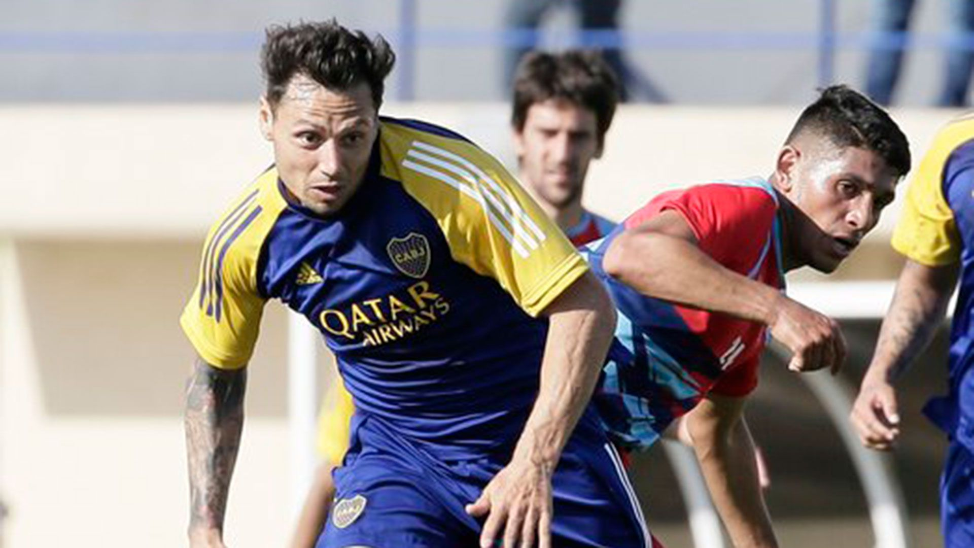 amistoso Boca vs Arsenal