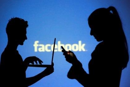 Facebook, la red social fundada por Mark Zuckerberg en 2004. REUTERS/Dado Ruvic
