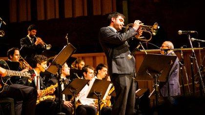 Big Band del Conservatorio Manuel de Falla