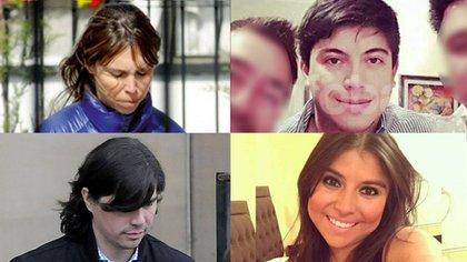 Martín, Leandro, Luciana y Melina son beneficiarios de empresas que recibieron 10 millones de dólares