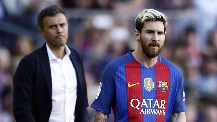 (AP) Ambos compartieron tres años en el Barcelona