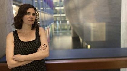 Inés Ulanovsky, ganadora de la edición 2019 del Premio Leamos (Télam)