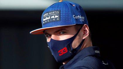 El padre de Max Verstappen se mostró desilusionado con la temporada de Red Bull - REUTERS/