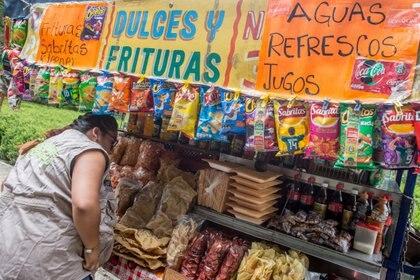 Los abarroteros les ganaron el mandado a las Tiendas de Autoservicio y Departamentales (Foto: Cuartoscuro)