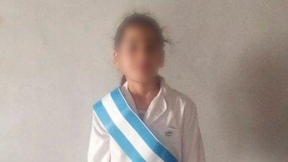Rocío Abigail Riquel tenía 9 años