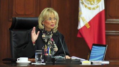 Como ministra de la SCJN, Olga Sánchez Cordero, actual Secretaria de Gobernación, votó también a favor de la liberación de Florence Cassez. (Foto: Cuartoscuro)
