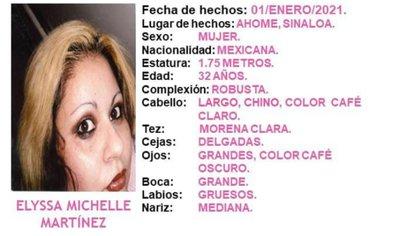 Elyssa Michelle Martínez