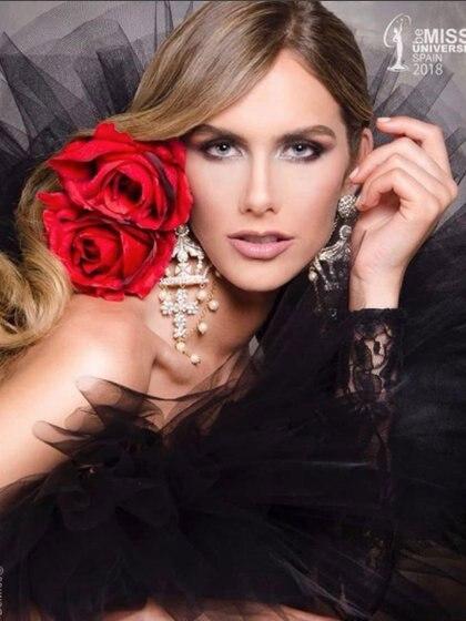 Angela Ponce, la primera mujer transgénero en participar de Miss Universo