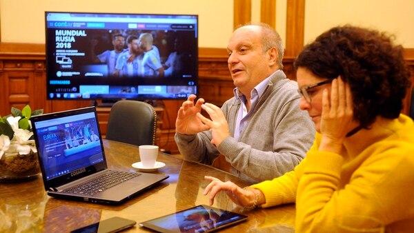 En la plataforma digital se podrán ver los partidos del Mundial de Rusia