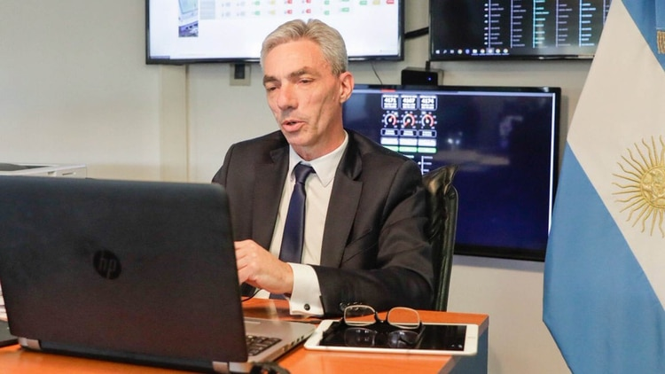 Mario Meoni, ministro de Transporte. (@MindeTransporte)