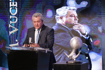 El entrenador mexicano Víctor Manuel Vucetich habría renunciado por la reducción de salarios (Foto: EFE/David Martinez Pelcastre)