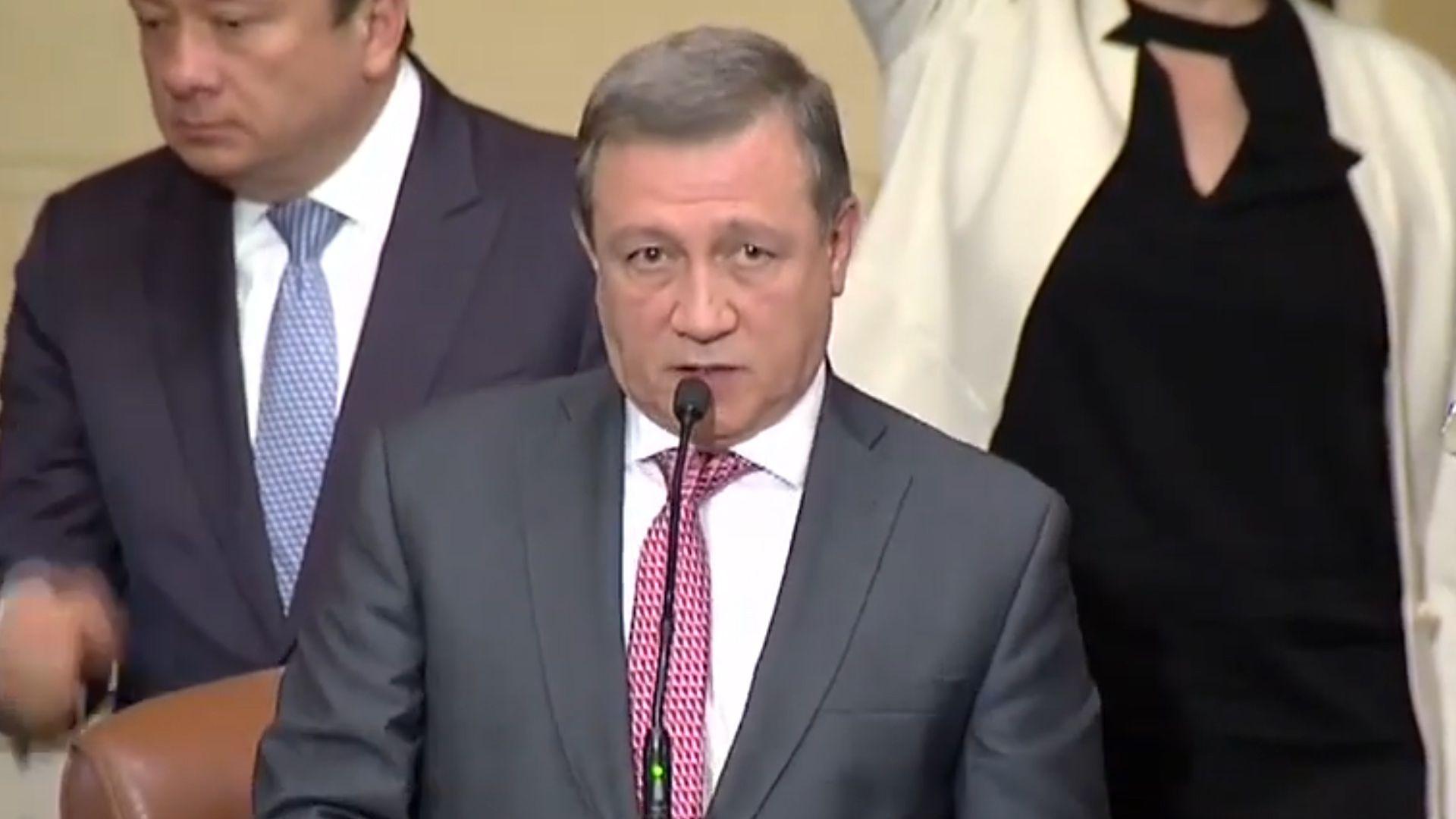 Ernesto Macías será investigado por la Procuraduría General