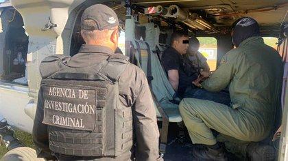"""Golpe a Los Chapitos: cayó """"El Durango"""", el jefe de plaza encargado de la lucha contra Caro Quintero"""