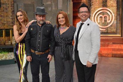 La octava temporada del reality show fue grabada en plena pandemia, con los retos que esto conlleva (Foto: Masterchef México)