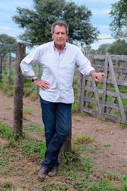 En Salta, era propietario de 90 mil hectáreas y un frigorífico, en el que se llegaron a faenar alrededor de 80 mil cabezas de ganado por año (Gentileza Revista Gente)