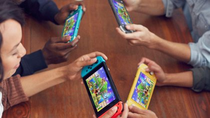 Actualmente la Nintendo Switch cuenta con su modelo base y la versión Lite, que es únicamente portátil (Foto: Nintendo)