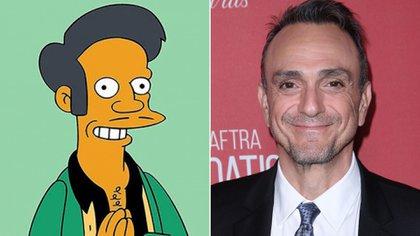 Hank Azaria, la voz de Apu en Los Simpson, se disculpó con los indios