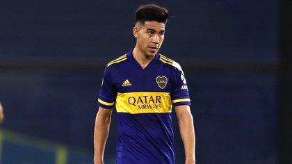 Pol Fernández volvió al fútbol argentino para jugar en Boca, pero no renovó su contrato. Se quedará en México.
