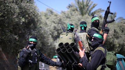 Los terroristas de Hamas extendieron las redes de túneles para infiltrarse en suelo israelí (REUTERS/Ibraheem Abu Mustafa)