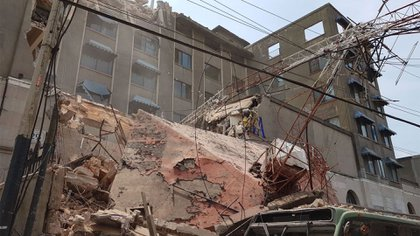 El sismo ocurrió a las 13:14 horas y tuvo epicentro 12 km al sureste de Axochiapan, Morelos, según el informe especial del Servicio Sismológico Nacional de México (Foto: Archivo)
