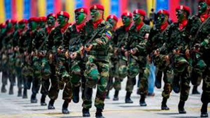 La Fuerza Armada representó un poder de fuerza para Diosdado Cabello