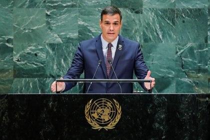 El presidente del Gobierno de España (Reuters/ Eduardo Munoz)