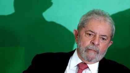 El ex presidente brasileño Lula da Silva (AP)