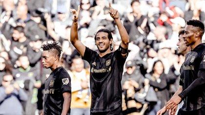 La pesadilla de Carlos Vela: por qué el mexicano está en duda para enfrentar al Galaxy este sábado