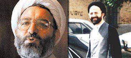Moshen Rabbani, uno de los acusados con orden de detención