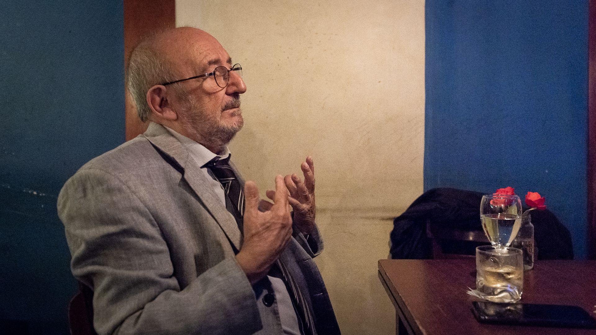 Entrevista de Diego Rojas a Rafael Filipelli
