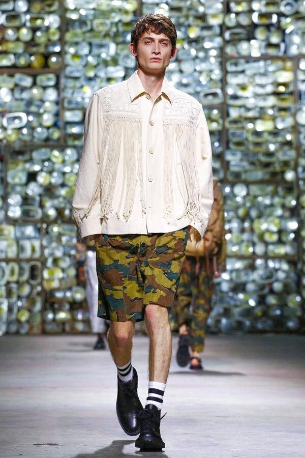 e69f0dc78 Shorts con medias: la moda masculina que ya conquista las calles ...